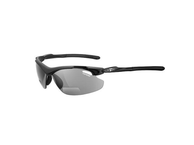 Tifosi Tyrant 2.0 +1,5 Glasses matte black - smoke reader